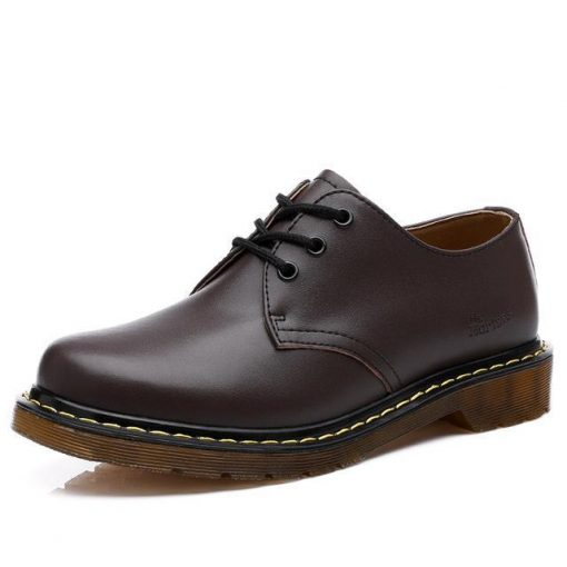 full grain leather shoes